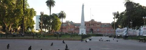 Argentina Plaza de Mayo