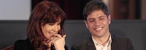 Cristina Fernández-Axel Kicillof-Actividad economica