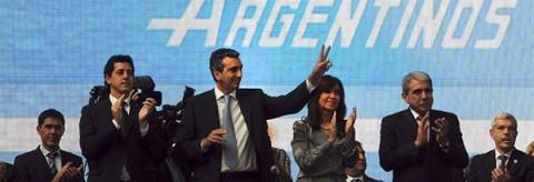 Cristina Kirchner Presidente