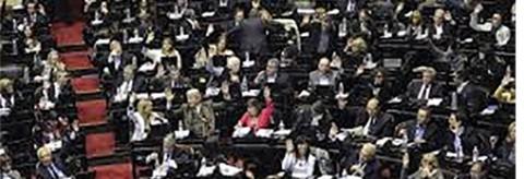 Diputados blindaje judicial