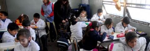 Escuelas primarias no tendrán más aplazos