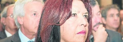 Figueroa Ana María Presidenta de Casación