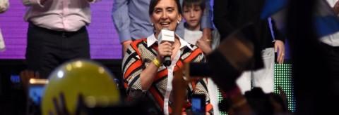 Michetti Gabriela Vicepresidente