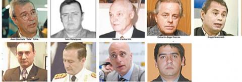 Periodistas acusados de espionaje 2