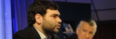Picardi Franco subsecretario de Relaciones con el Poder Judicial y Asuntos Penitenciarios del Ministerio de Justicia