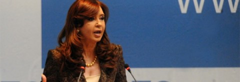 Presidente Crisitna Fernández
