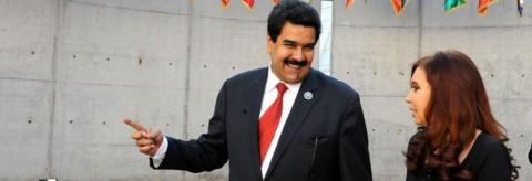 Ptes Maduro - Fernández Argenzuela