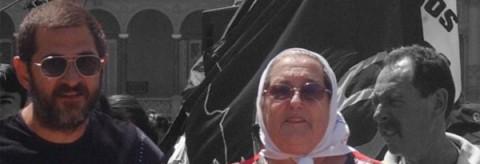 Schoklender  Bonafini Madre de Plaza de Mayo